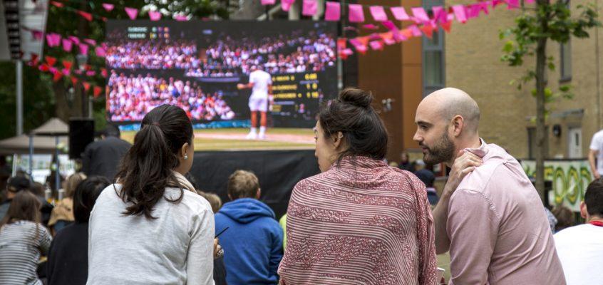 Roman Road Festival Village Screen Sports Day [GALLERY]