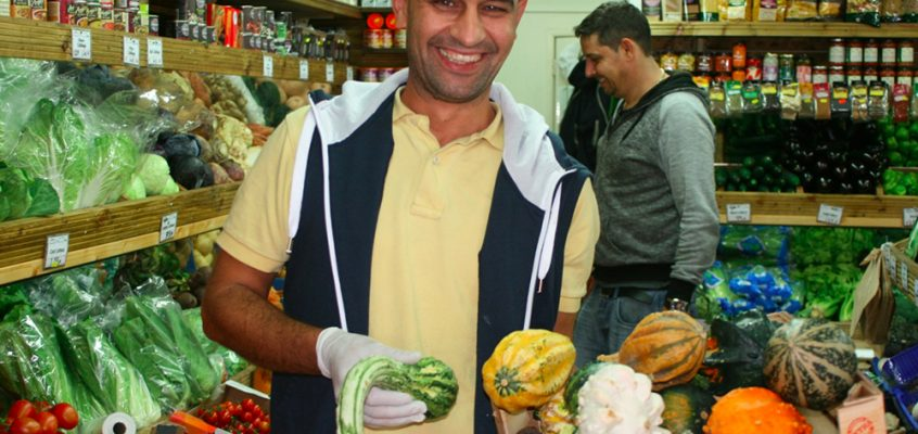 Roman Road home to five award winning fruit and veg sellers