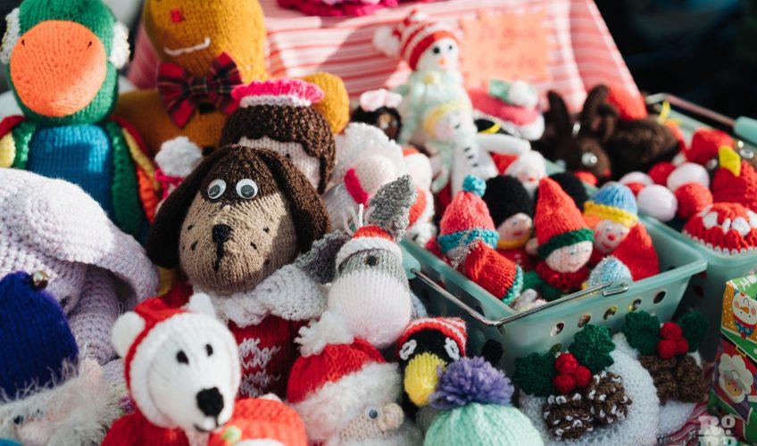 Perfect stocking fillers at Roman Road Christmas Fair 2016 © Roman Koblov