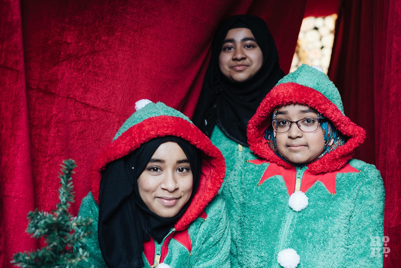 Roman Road Christmas Fair 2016 © Roman Koblov