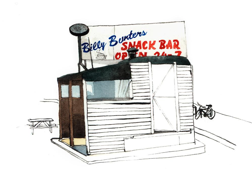 Illustration Billy Bunter's