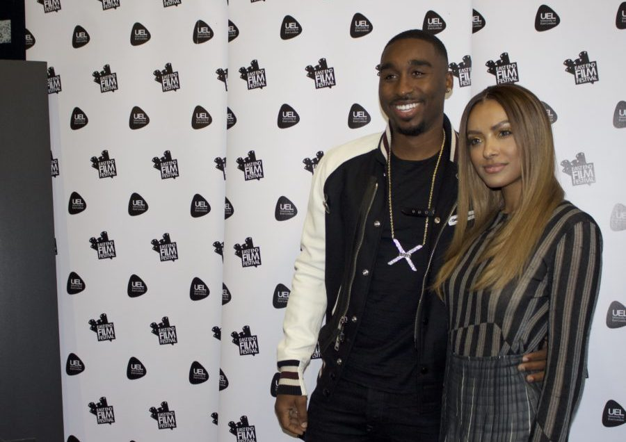 Demetrius Shipp Jr. Tupac Shakur actor at the East End Film Festival