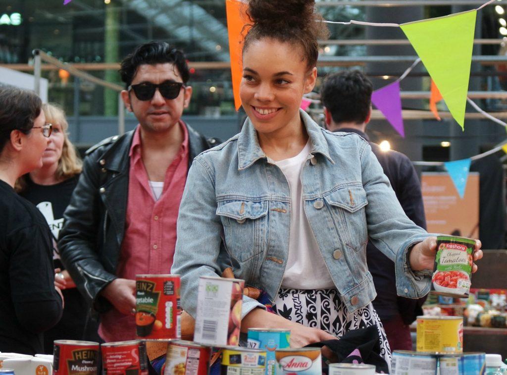 Films for Food at East End Film Festival