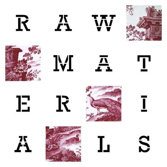 Raw Materials: Textiles exhibition at the Nunnery Gallery
