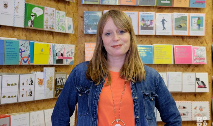 Snap's Helen Fisher on A-boards, local artists and the future of the high street