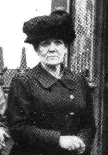 Bow Suffragettes Jessie Payne