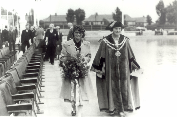 Bow Suffragette Daisy Parsons, first female Mayor of West Ham