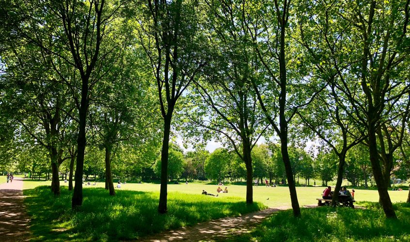 Top spots to soak up the sunshine around Mile End and Bow