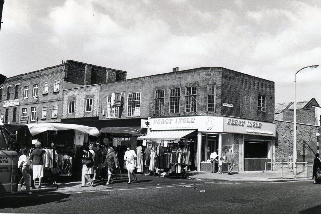 Roman Road Market 1982