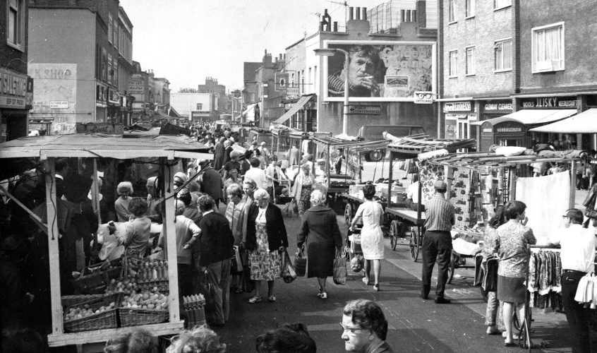 Old images of Roman Road Market [GALLERY]