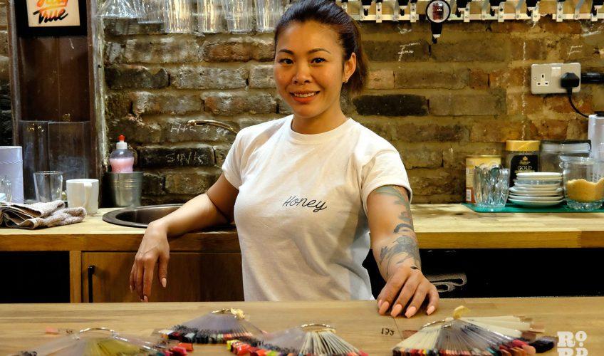 Lynn at Trieu Nails