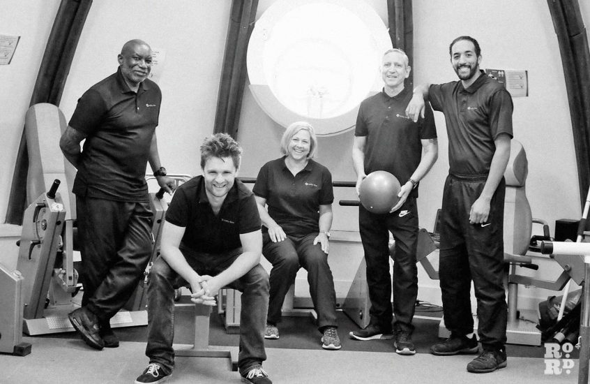 Ability Bow: the only accessible gym of its kind in London