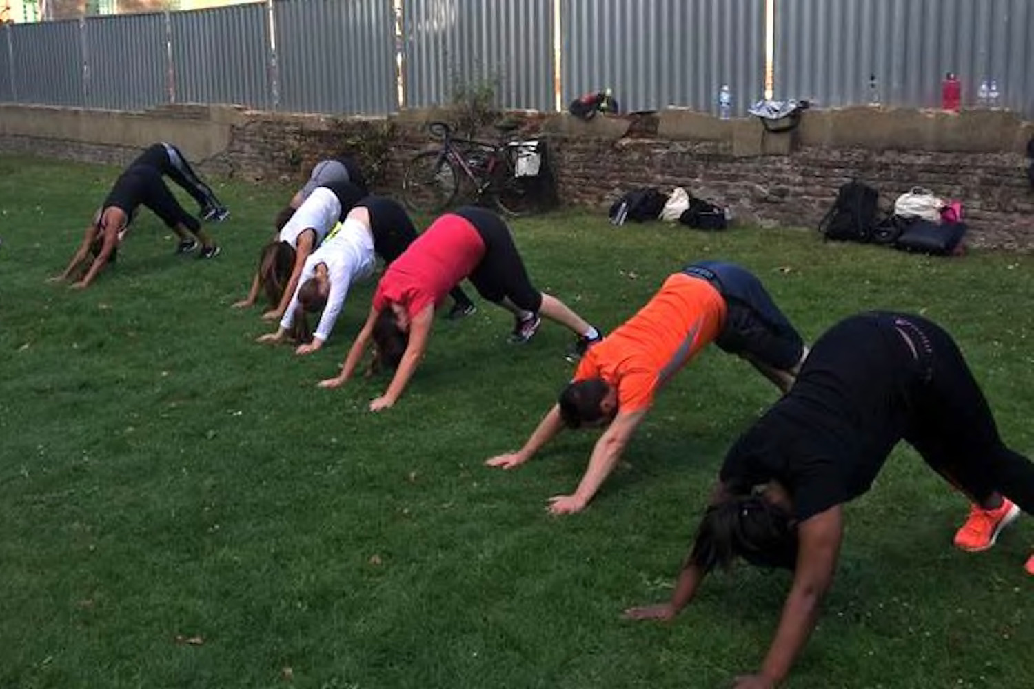 AdMac fitness classes and personal training in Bow