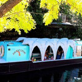 Bow Boat canal company