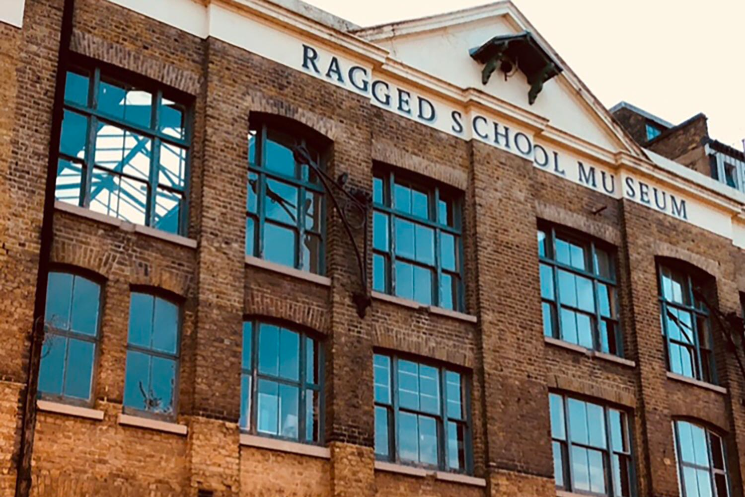 Ragged School Victorian museum East London