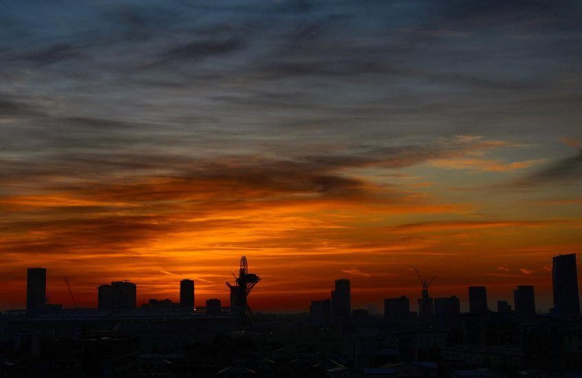 Phil Verney's amazing photos of the Orbit and Queen Elizabeth Olympic Park [GALLERY]