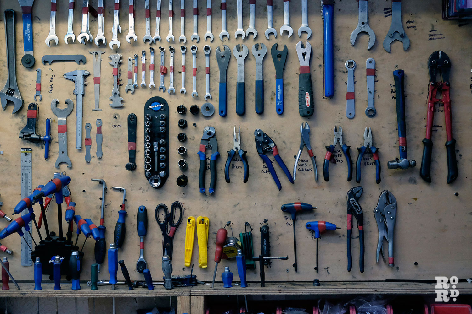 Toolkit paradise cycles roman road