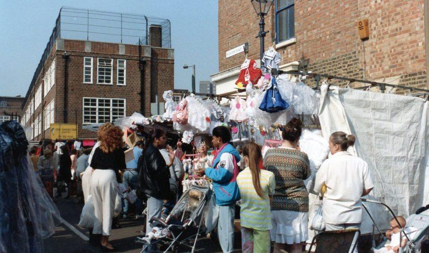 Roman Road Market in the 1990s [GALLERY]