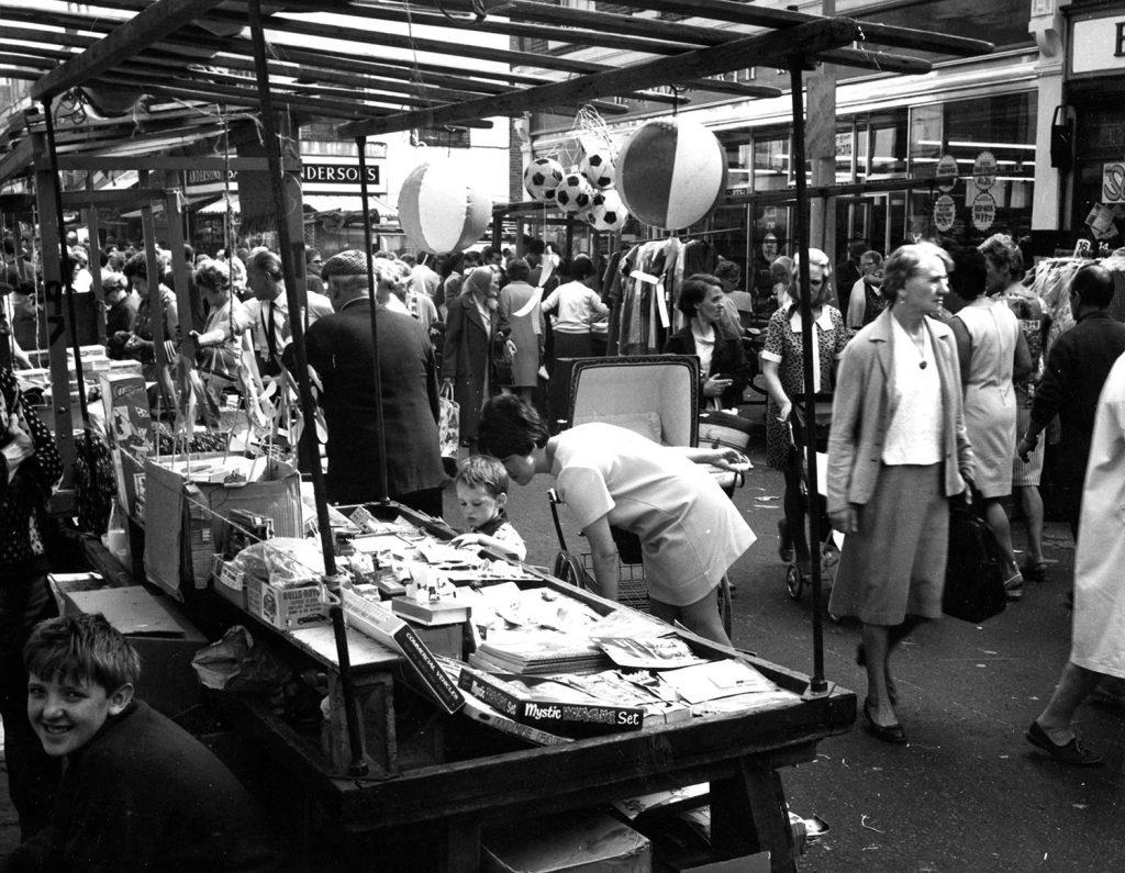 Market, 1968