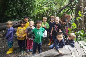 summer forest school tower hamlets cemetery park