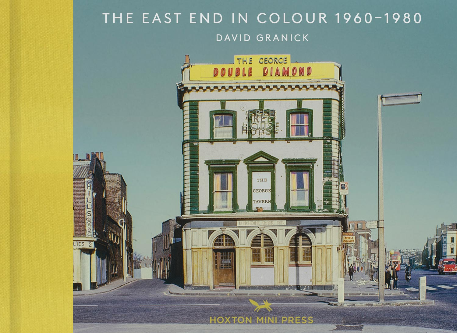 David Granick East End in Colour Cover
