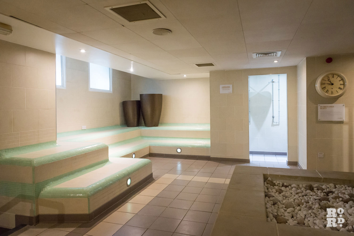 York Hall Spa Room 4
