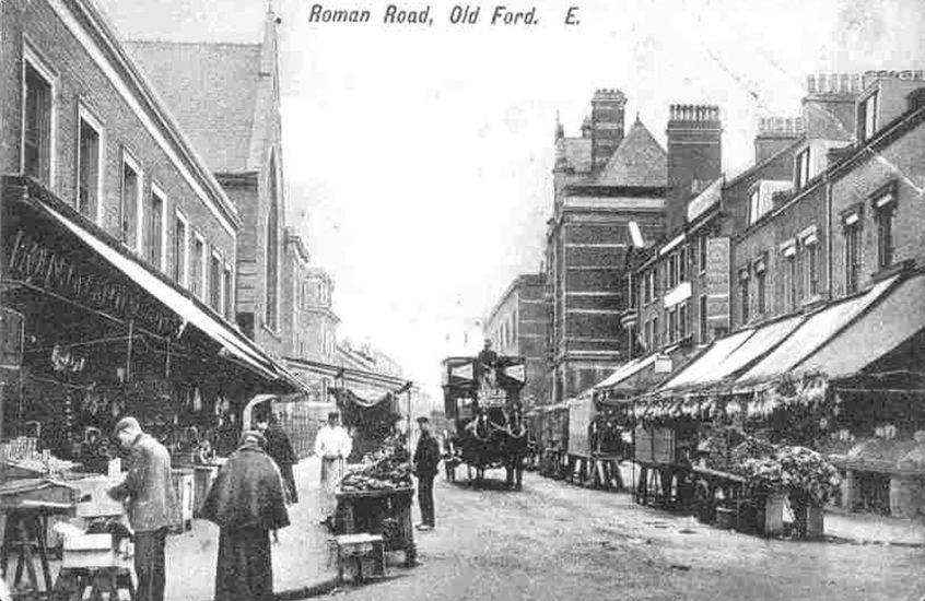 The history of Roman Road Market