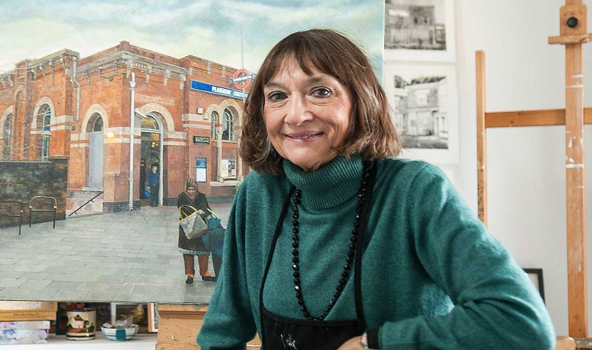 Doreen Fletcher and 'the architecture of the ordinary'