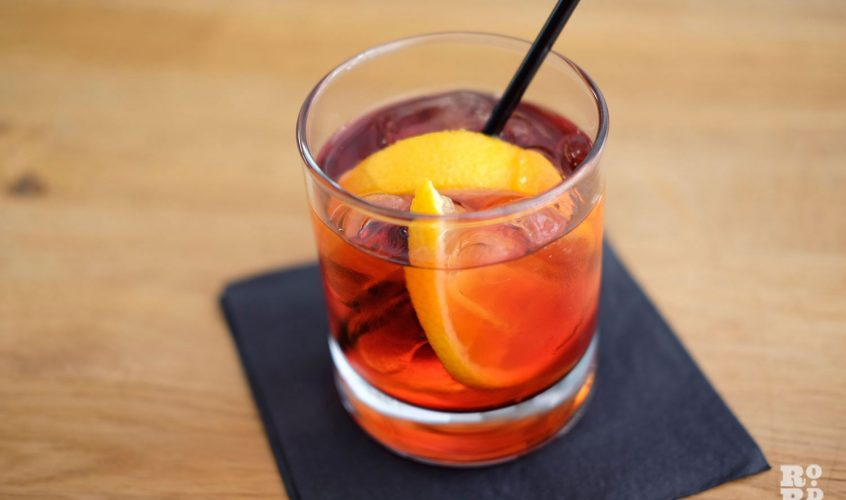 Classic Negroni – Symposium's refreshing cocktail recipe