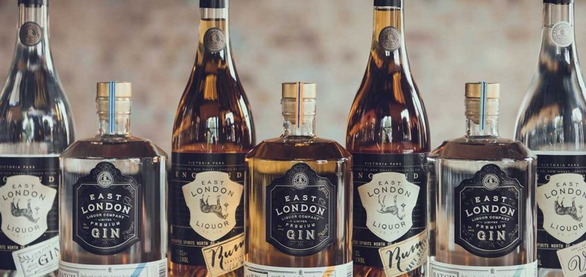 East London Liquor Company Spirits course
