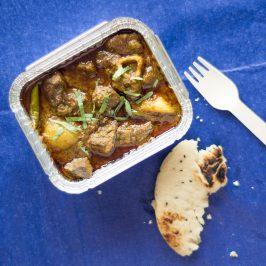 lamb potato curry