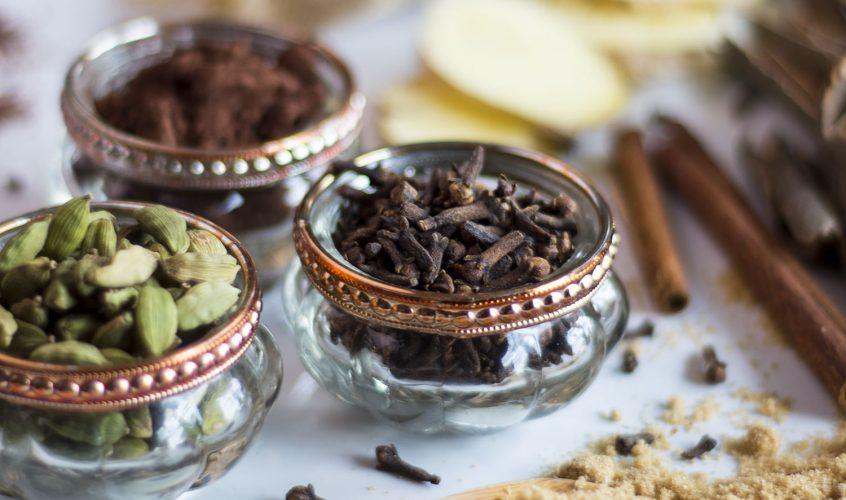 Chocolate Chai recipe from the 'Brick Lane Cookbook'