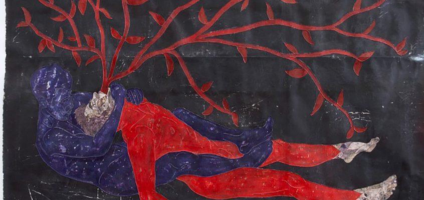 Felipe Baeza at Maureen Paley Gallery