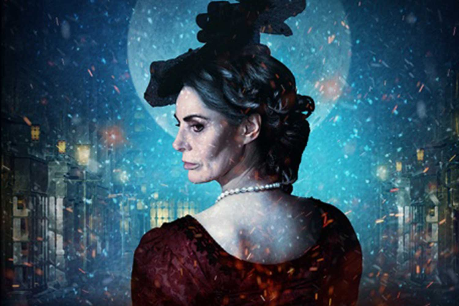 Promotional image for Wilton Music Hall's Christmas Carol