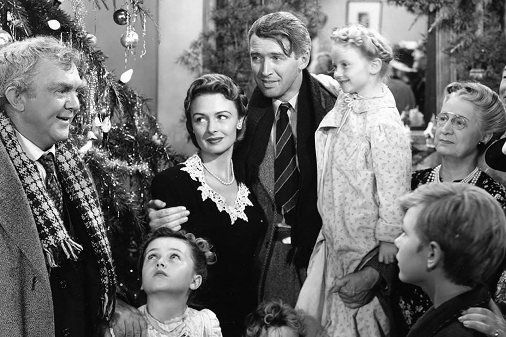 Still from It's a Wonderful Life movie