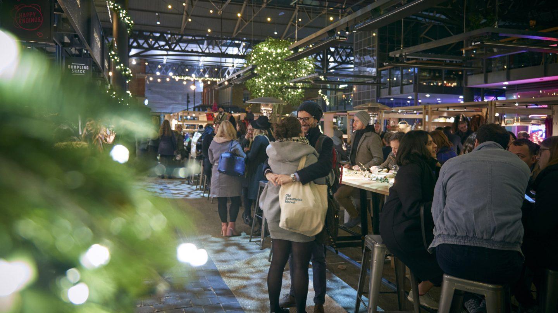old spitalfields market christmas