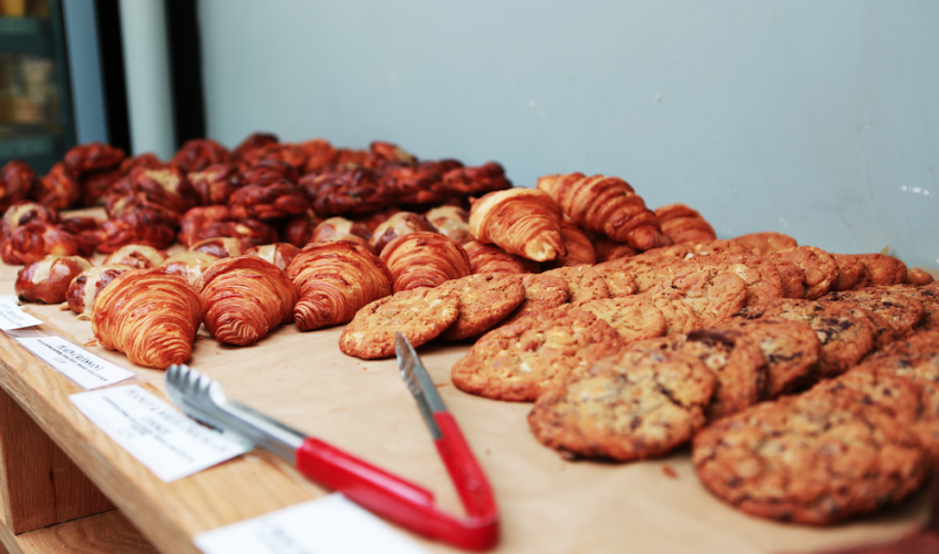 A selection of pastries, which you can get for less thanks to the Too Good To Go app