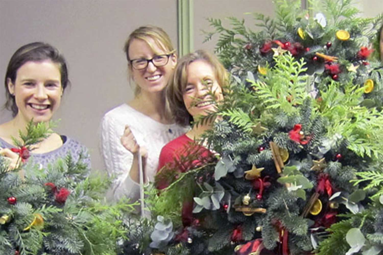 Christmas Greenery Workshop