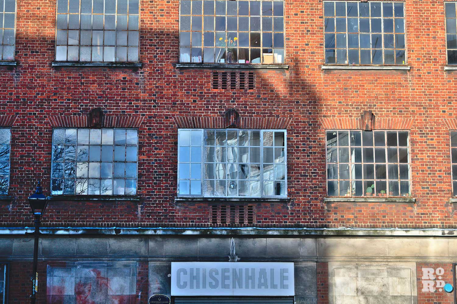 Chisenhale Gallery on Old Ford Road