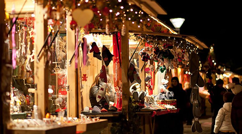 East London Christmas markets