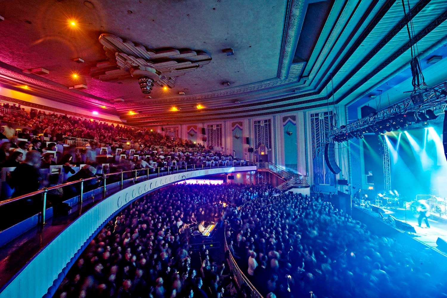 Troxy New Years Eve Party