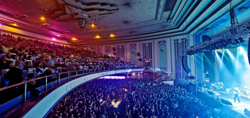 The Carnival of Light at Troxy