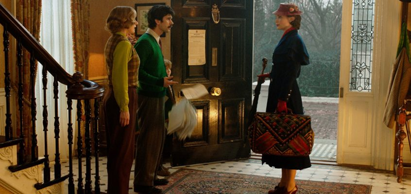 'Mary Poppins Returns' movie premiere at Rich Mix