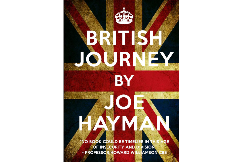 British Jouney by Joe Hayman book cover