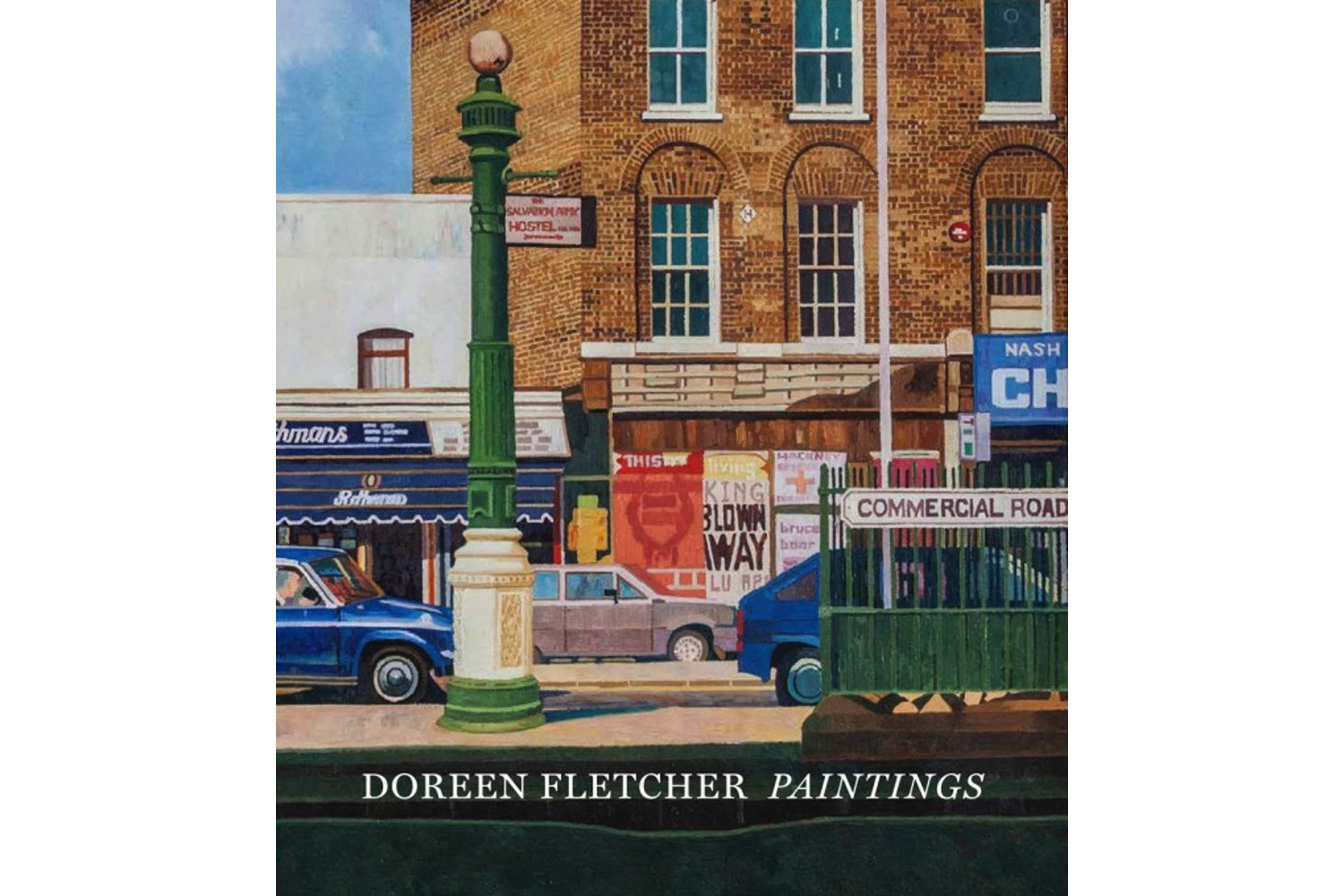 Cover of Doreen Fletcher, Paintings by The Gentle Author