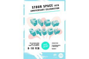 FishStock Festival poster