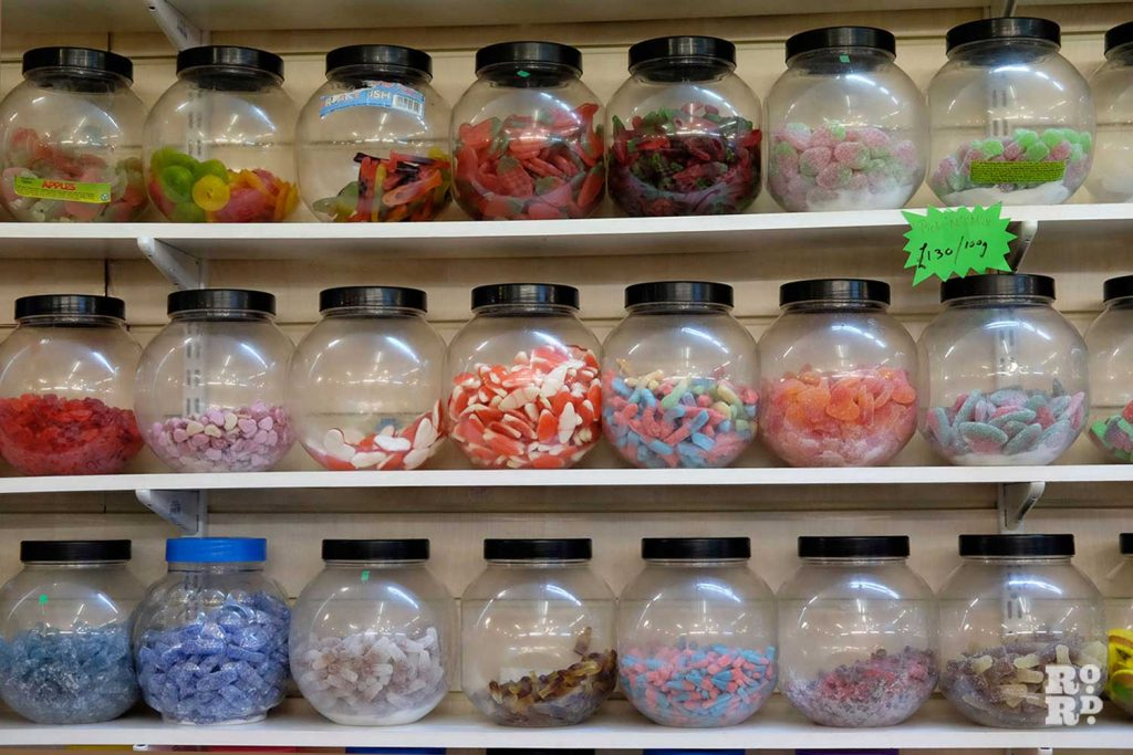 Old-fashioned Sweets Treats