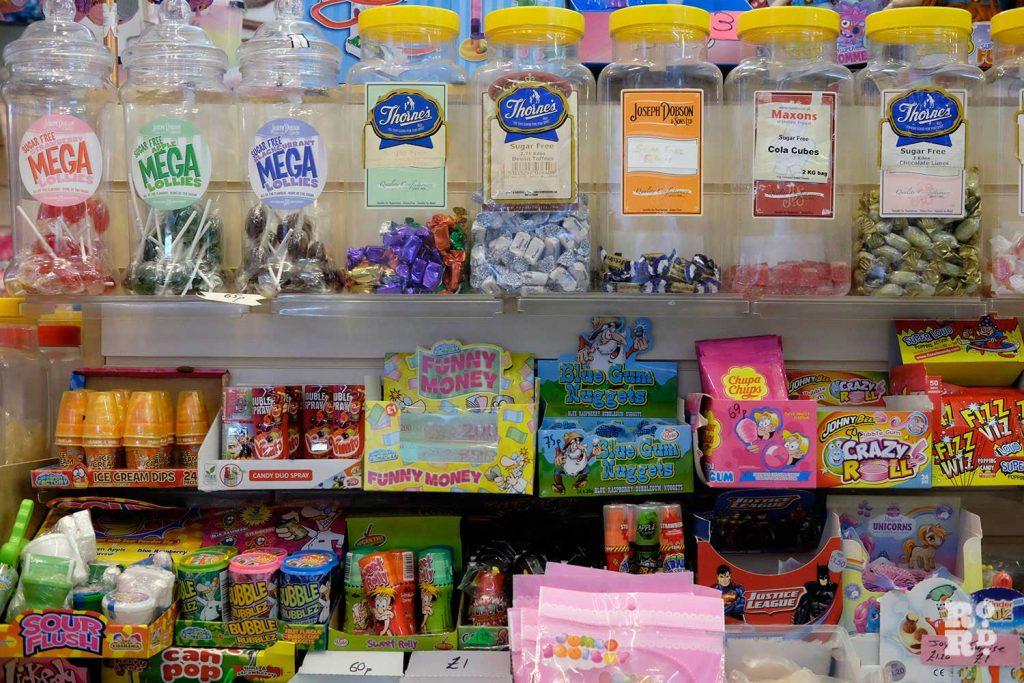 Sweet Treats aisle