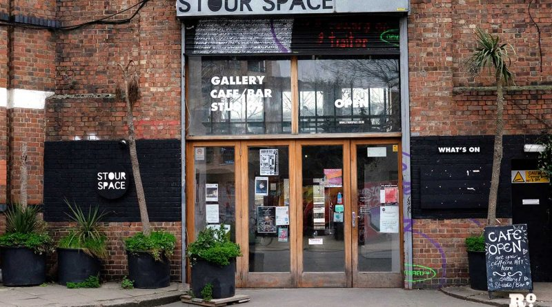 The exterior of Stour Space on Fish Island