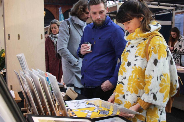 Urban Makers East Spring Market